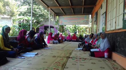Pertemuan Kader Kesehatan Desa Ringinharjo