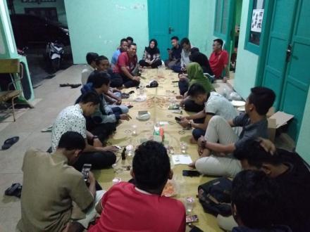 Rapat Karang Taruna Tingkat Kecamatan di Karang Taruna Asana Bhakti
