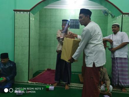 Safari Tarawih di Masjid Nurul Iman Gumuk