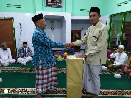Safari Tarawih di Mushola Al Munir Mandingan
