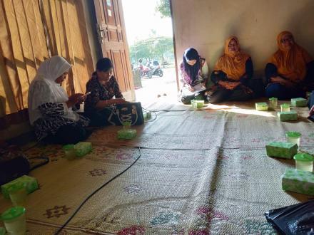 Pertemuan KIE Dusun Soropaten