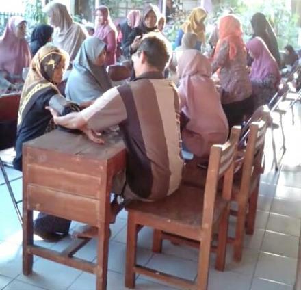 Posbindu Dusun Deresan