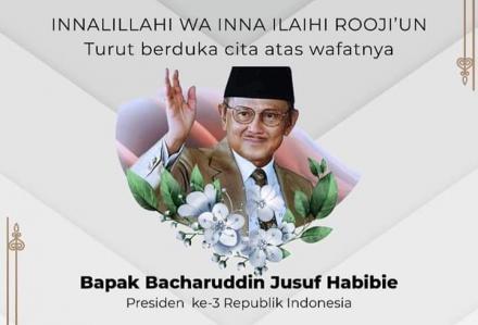 Selamat Jalan Pak Habibi