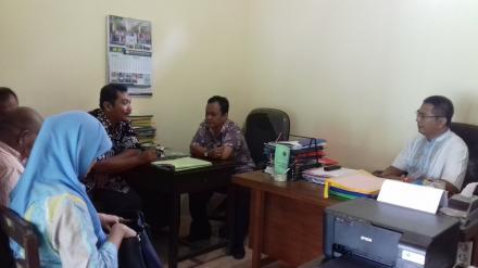 Monitoring Sistem Informasi  Desa
