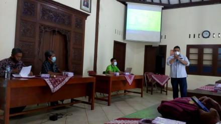 Sosialisasi Penggadaian ke Kelurahan Ringinharjo