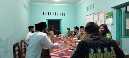 Rapat Koordinasi Bamuskal dengan Lurah dan Pamong